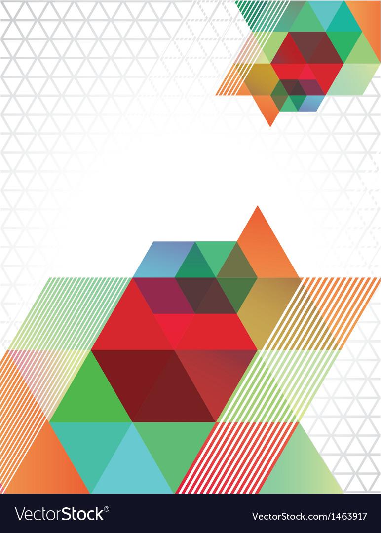 Triangletransparent vector