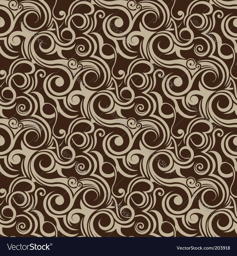 Brown wallpaper vector | Price: 1 Credit (USD $1)