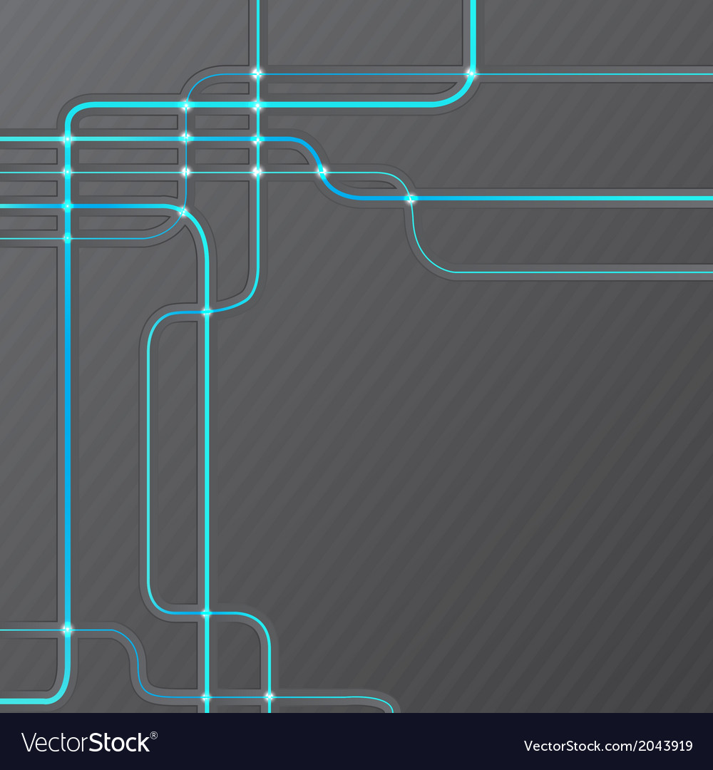 Abstract technical hitech grunge background vector   Price: 1 Credit (USD $1)