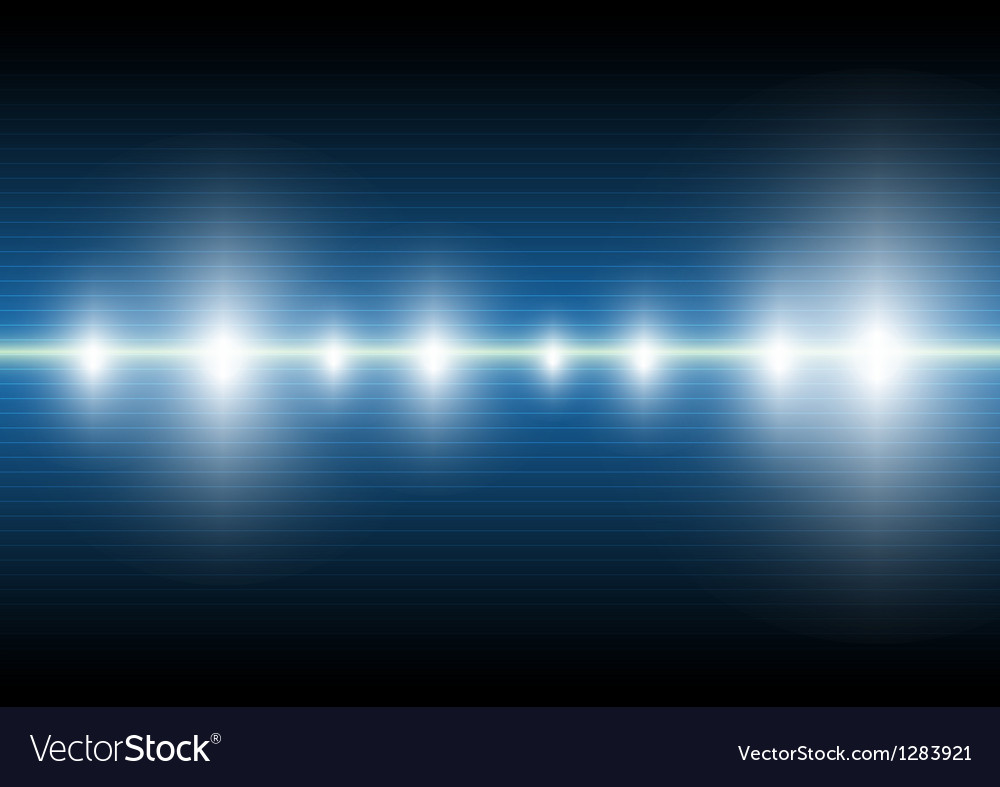 Digital wave background vector | Price: 1 Credit (USD $1)