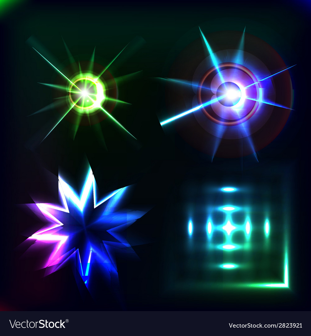 Glow effect vector | Price: 1 Credit (USD $1)