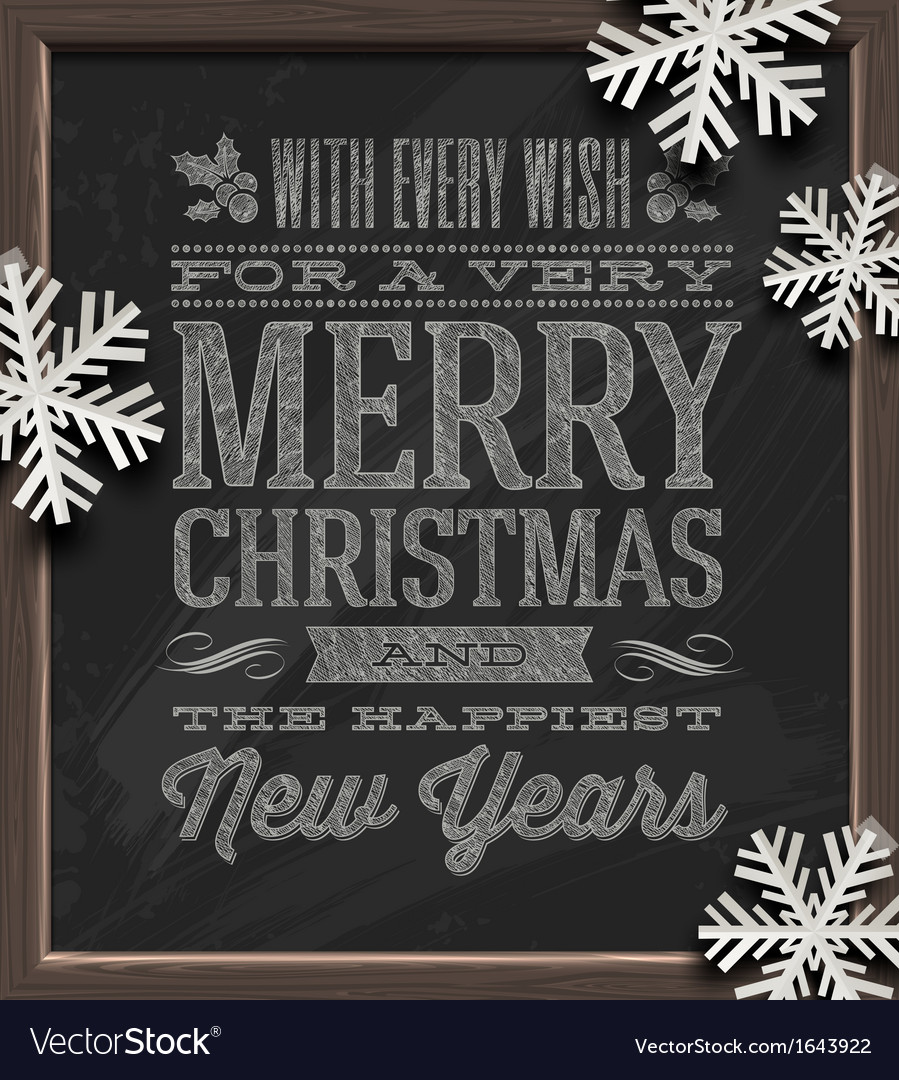 Christmas holidays greetings vector | Price: 1 Credit (USD $1)