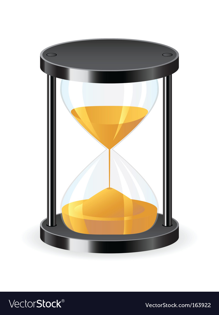 Hourglass icon vector | Price: 3 Credit (USD $3)