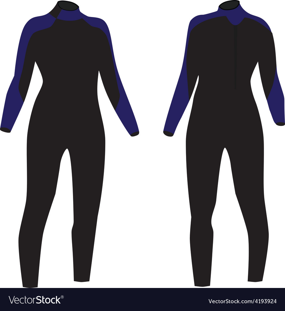 Diving suit vector | Price: 1 Credit (USD $1)