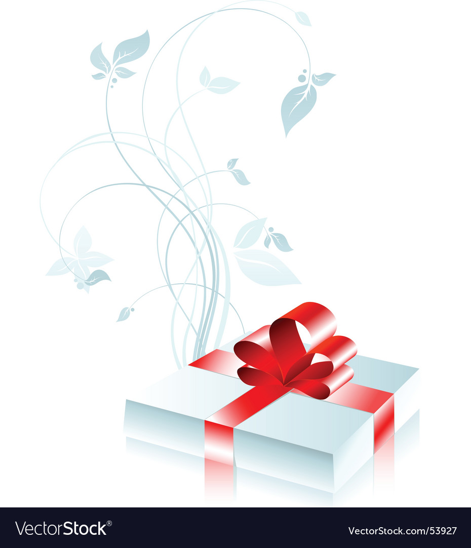 Gift holiday vector | Price: 1 Credit (USD $1)