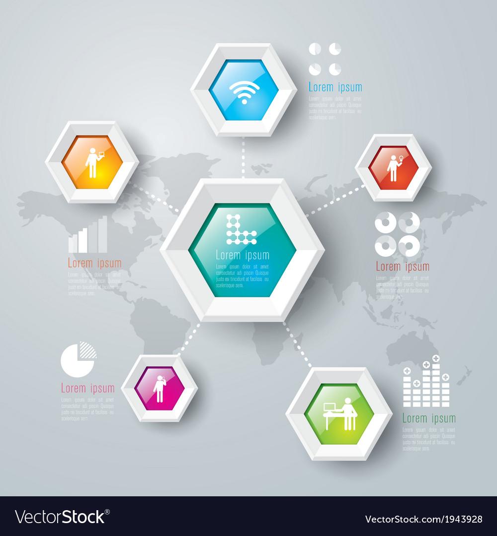 Infographics design vector | Price: 1 Credit (USD $1)