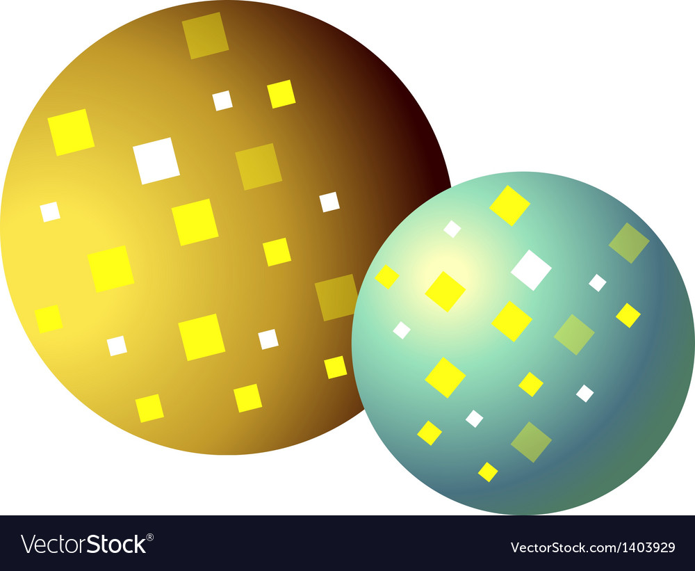 Icon ball vector | Price: 1 Credit (USD $1)