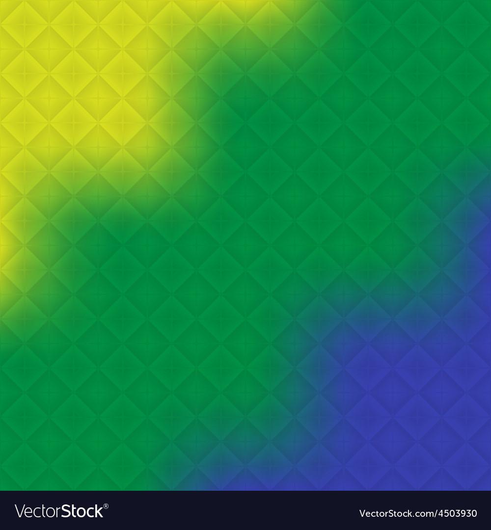 Brazil 2014 blurry background vector | Price: 1 Credit (USD $1)