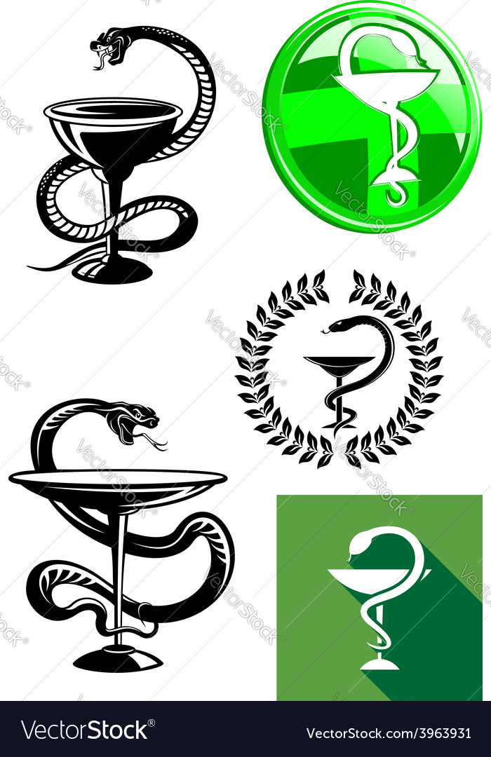 Medicine and pharmacy icons vector | Price: 1 Credit (USD $1)