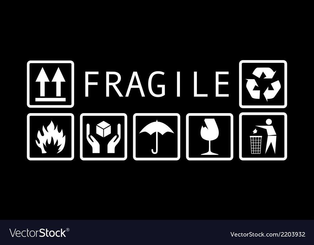 Fragilesymbolsxx vector | Price: 1 Credit (USD $1)