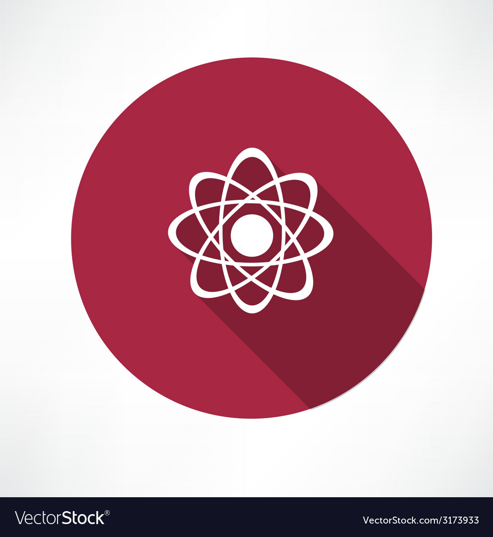 Molecule icon vector   Price: 1 Credit (USD $1)