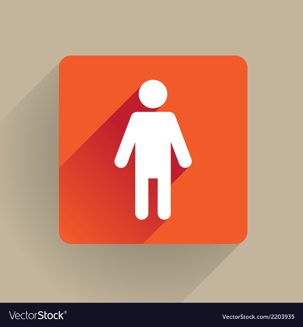 Man figure vector | Price: 1 Credit (USD $1)
