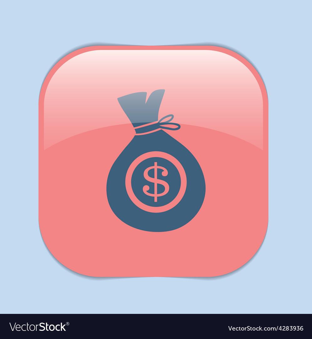Bag of money vector   Price: 1 Credit (USD $1)