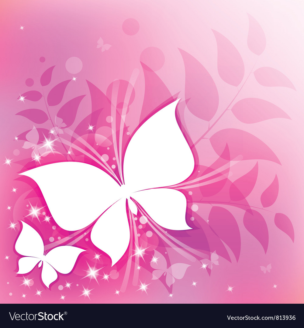 Pink abstract vector | Price: 1 Credit (USD $1)