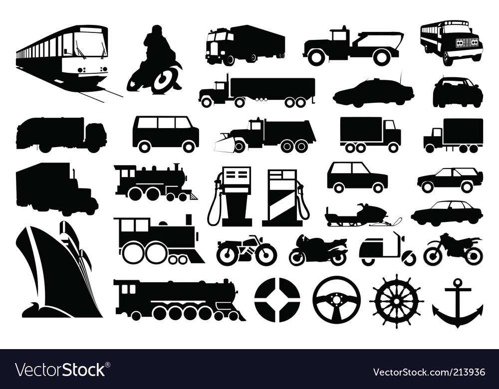 Transport vector   Price: 1 Credit (USD $1)
