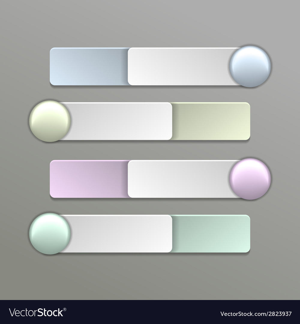 Color switches vector | Price: 1 Credit (USD $1)