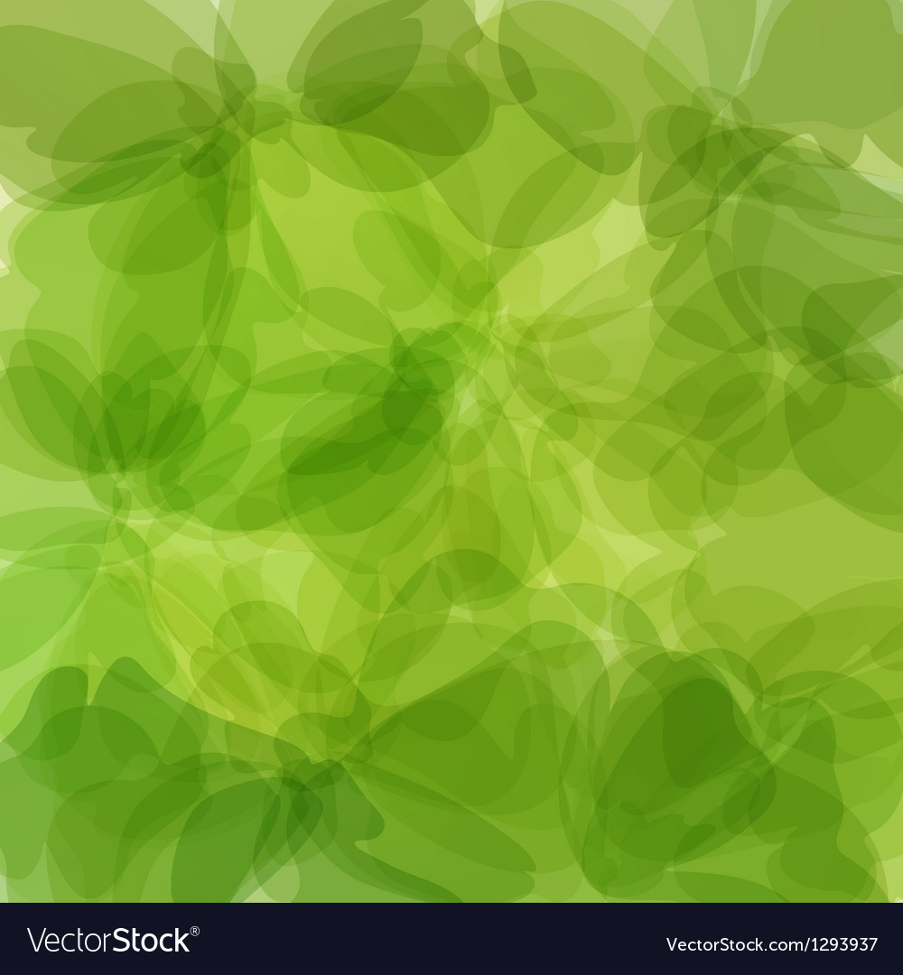 Green background watercolor painting vector | Price: 1 Credit (USD $1)