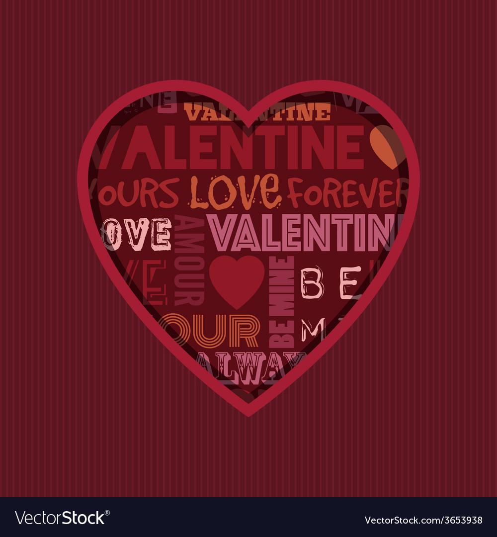 Valentine decoration vector | Price: 1 Credit (USD $1)