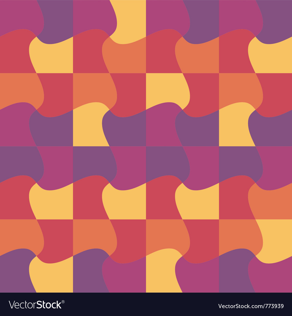 Puzzle pattern print background wallpaper swatch vector | Price: 1 Credit (USD $1)