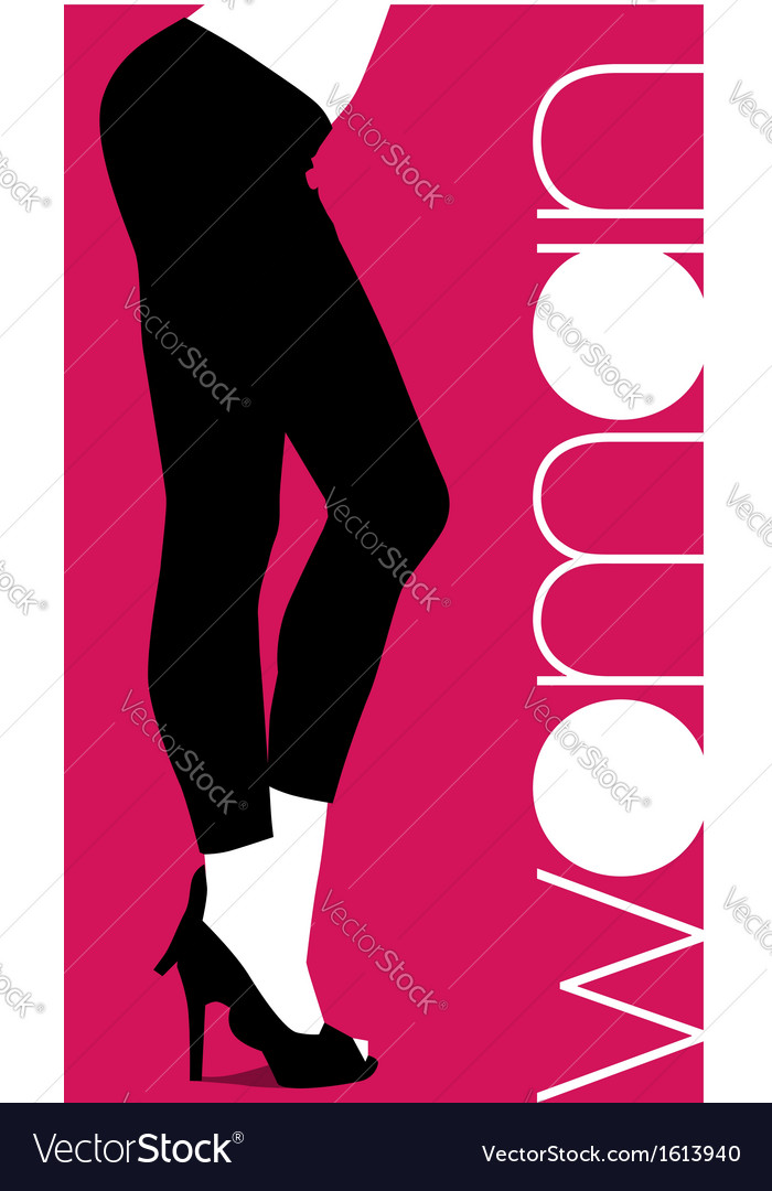 Sexy pants vector | Price: 1 Credit (USD $1)