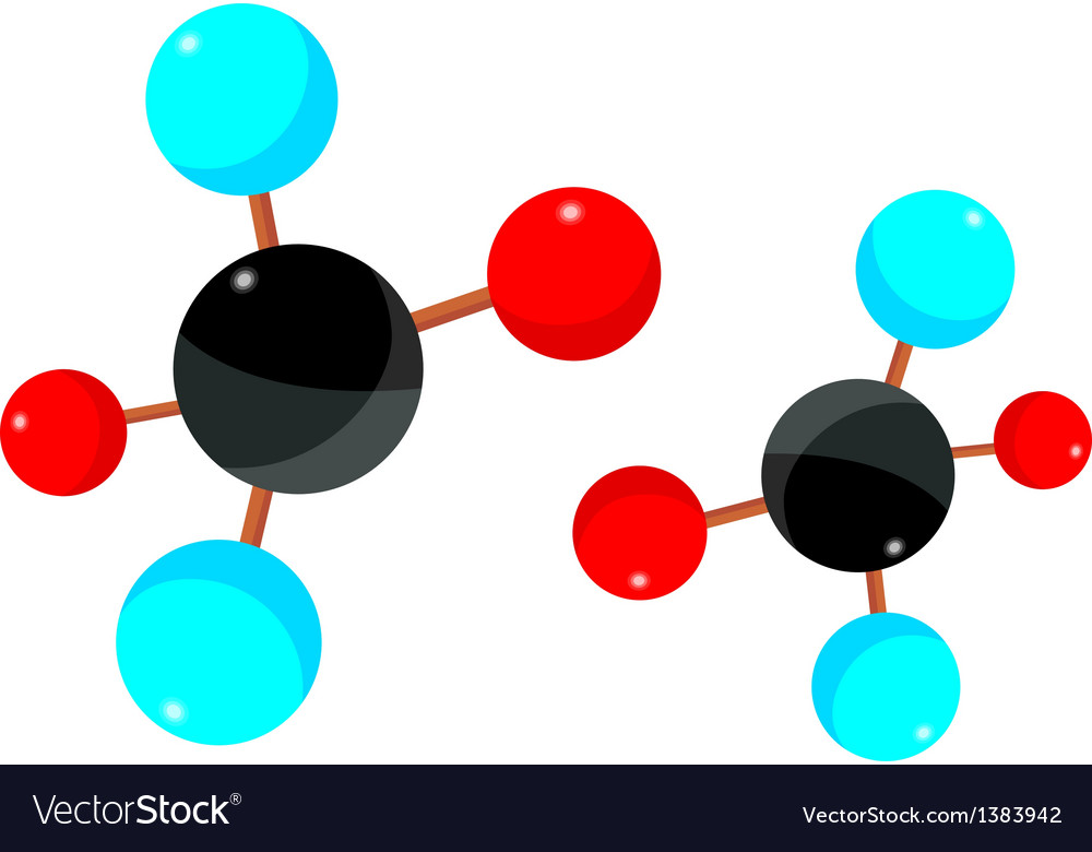 Icon molecule vector | Price: 1 Credit (USD $1)