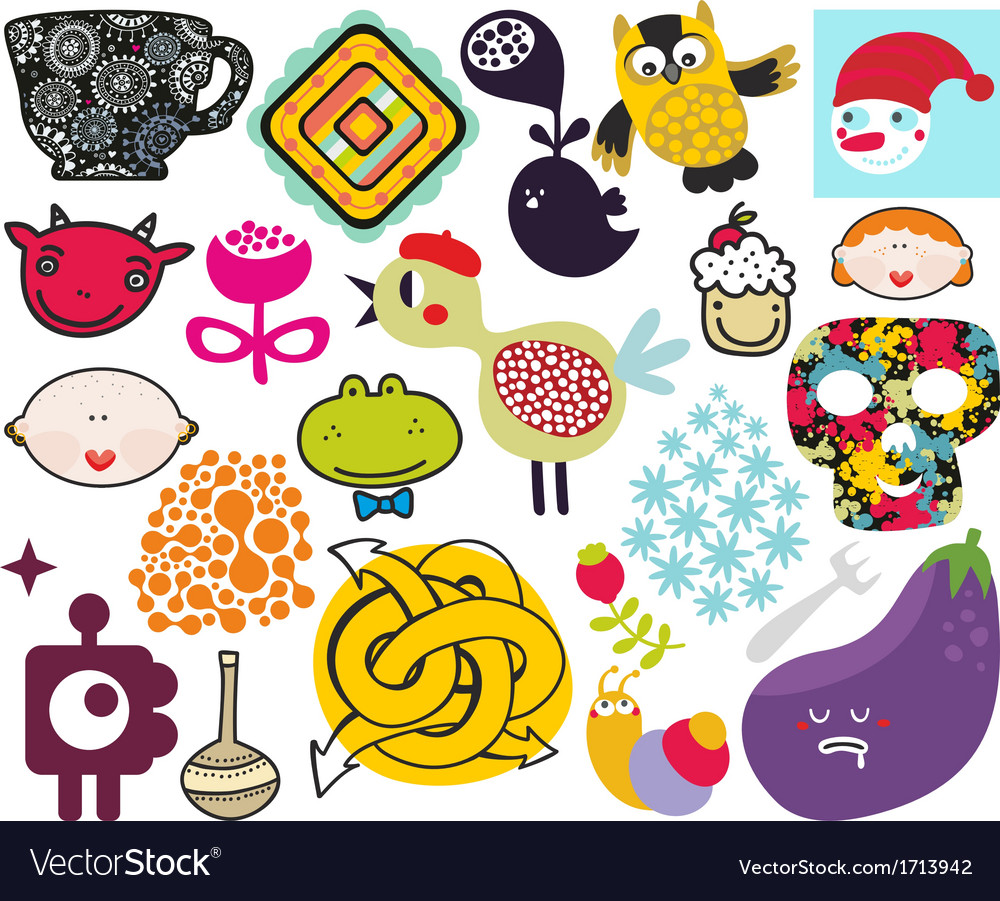 Mix of different images vol69 vector | Price: 1 Credit (USD $1)