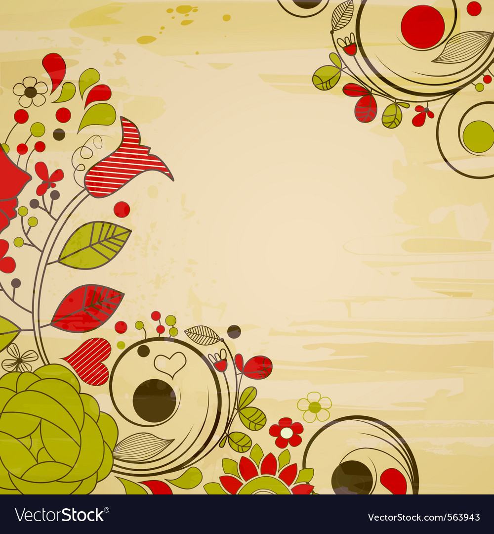 Old paper background vector | Price: 1 Credit (USD $1)