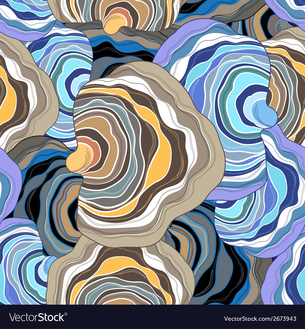 Wonderful abstract pattern vector | Price: 1 Credit (USD $1)