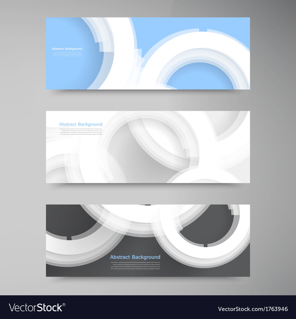 Abstract gem and blue ice set vector | Price: 1 Credit (USD $1)