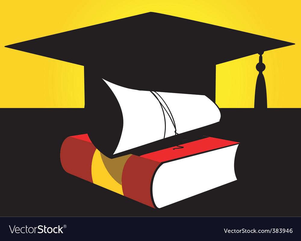 College vector | Price: 1 Credit (USD $1)