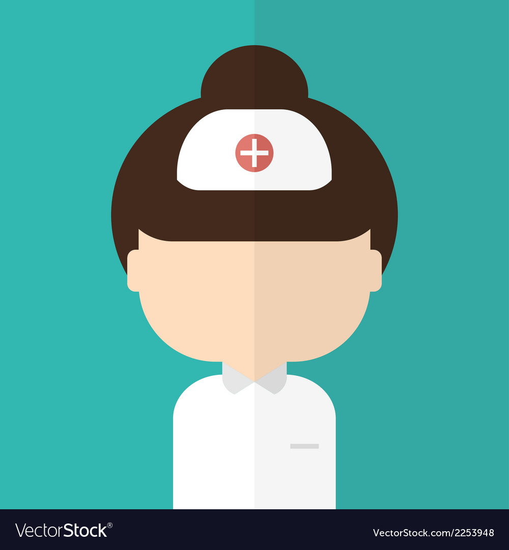Nurse vector | Price: 1 Credit (USD $1)
