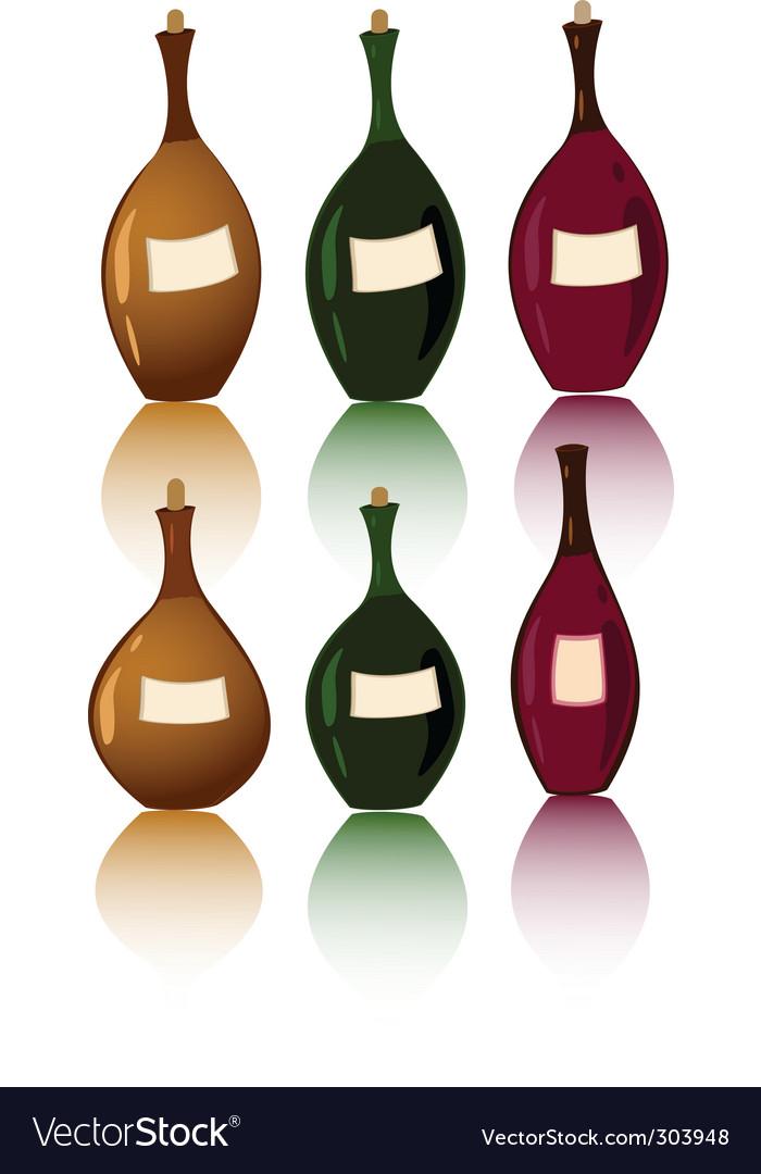 Wine bottle vector   Price: 1 Credit (USD $1)