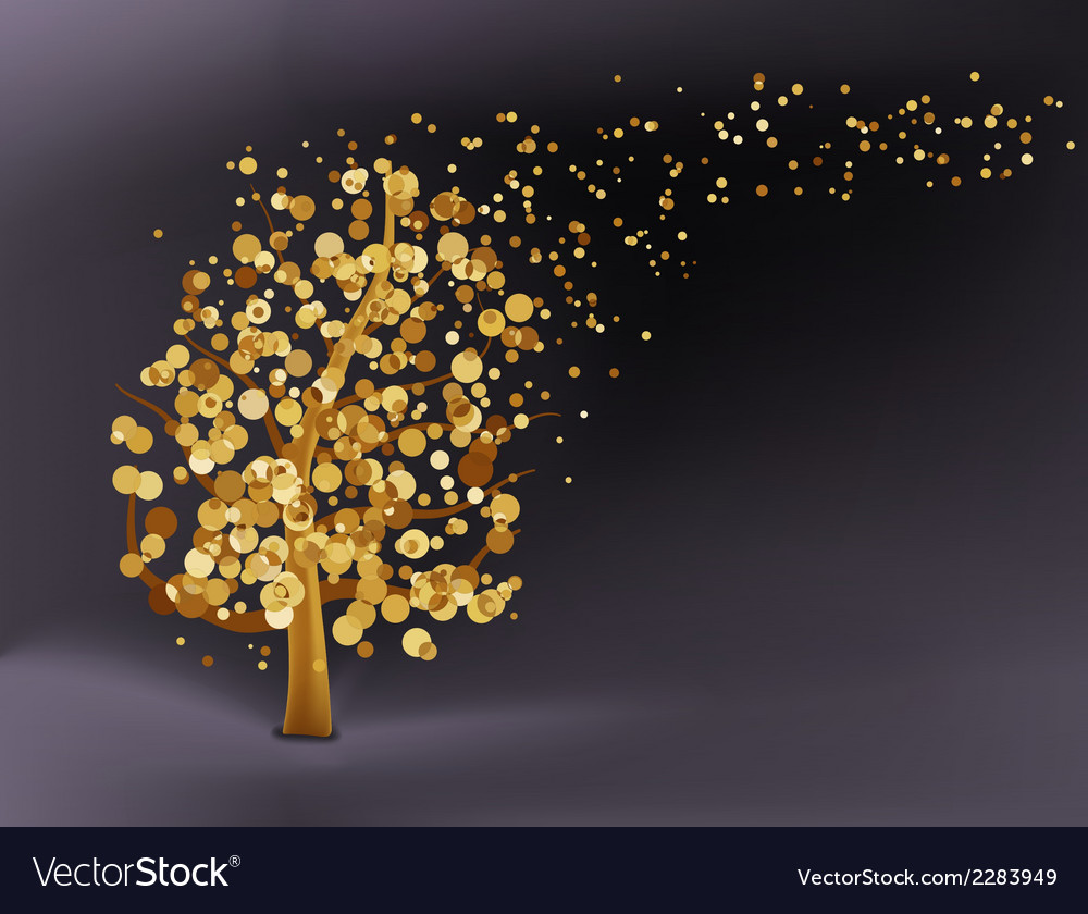Abstract gold background eps 8 vector | Price: 1 Credit (USD $1)