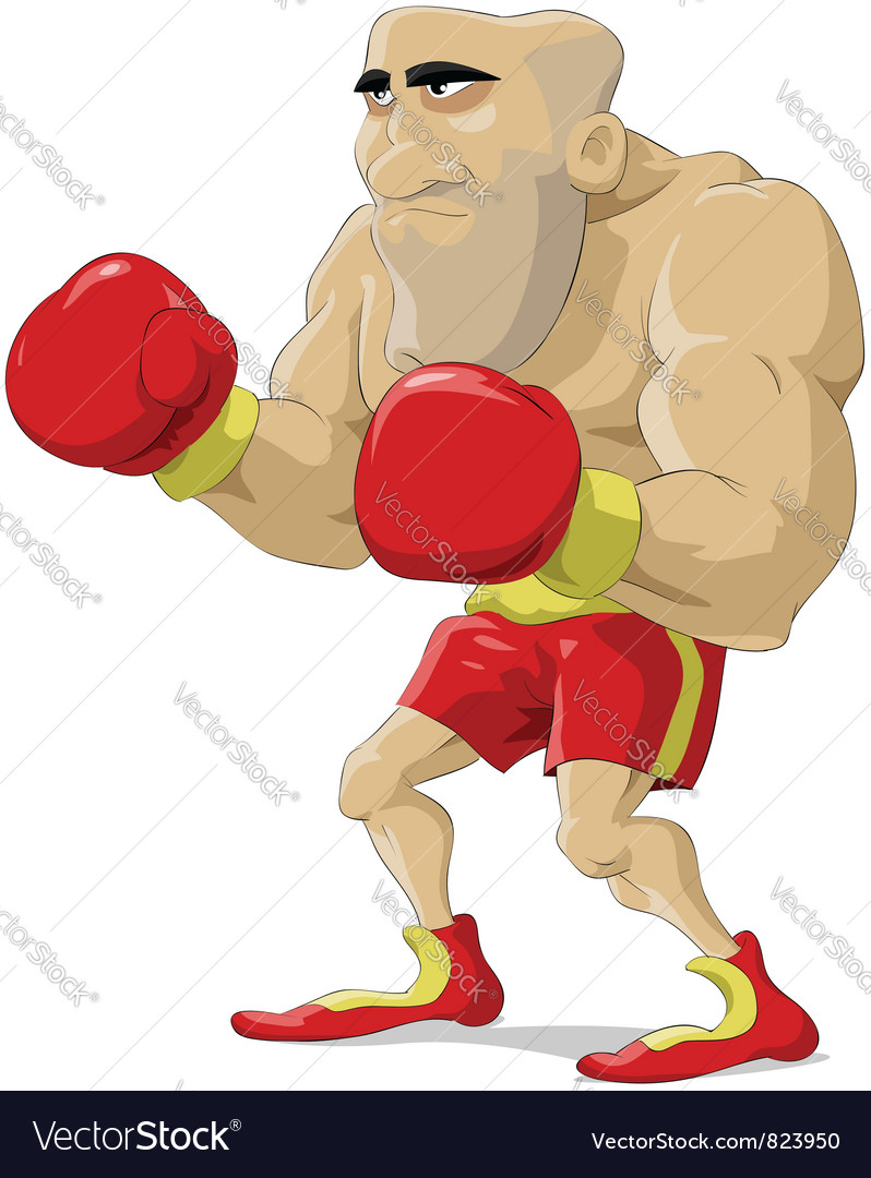Boxer vector | Price: 3 Credit (USD $3)
