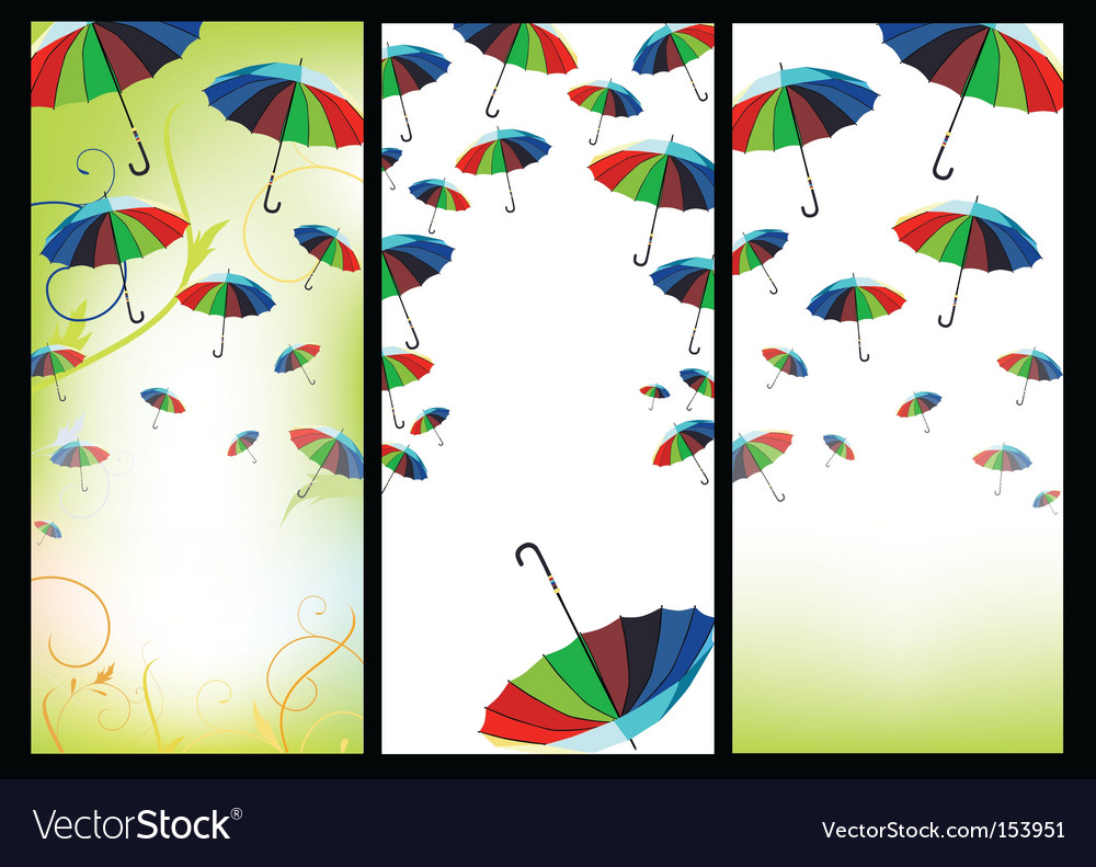Vertical web banners vector | Price: 1 Credit (USD $1)