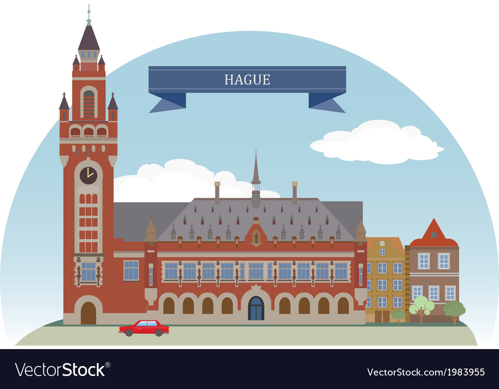 Hague vector | Price: 1 Credit (USD $1)