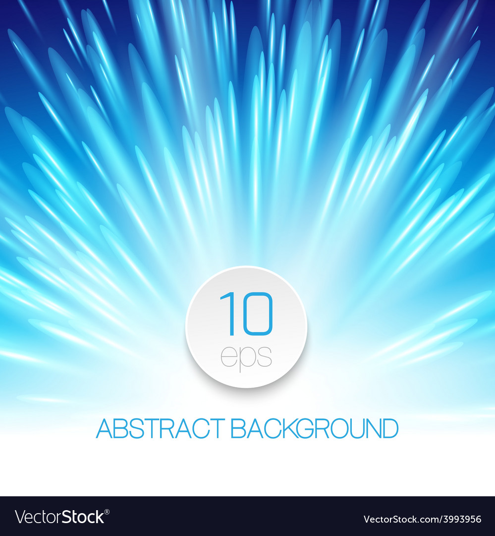 Background with glowing rays vector | Price: 1 Credit (USD $1)