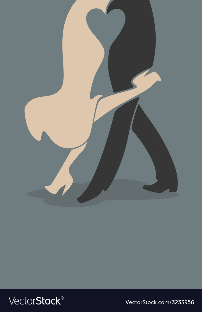 Wedding tango vector | Price: 1 Credit (USD $1)