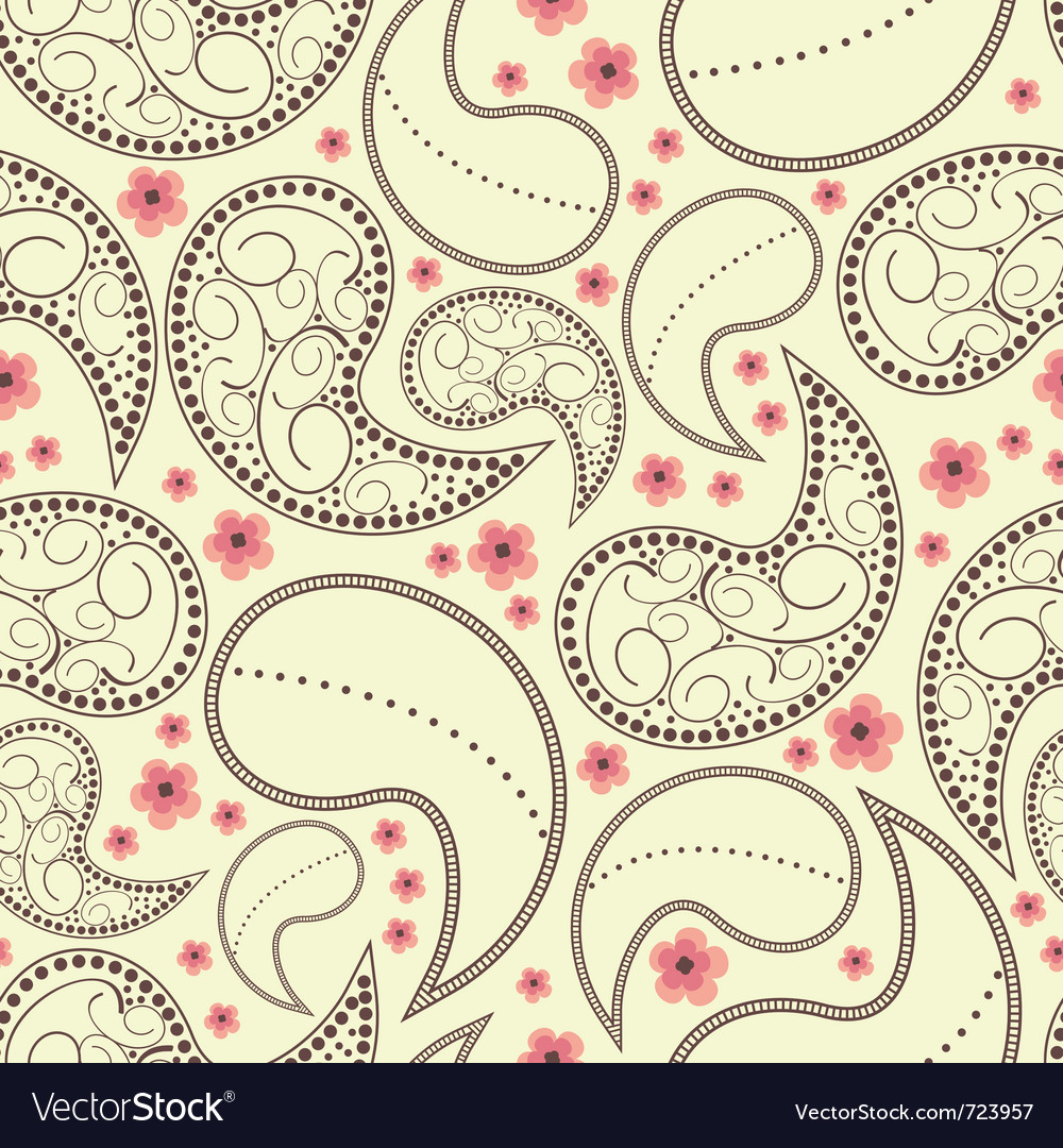 Decorative elements and flowers vector | Price: 1 Credit (USD $1)