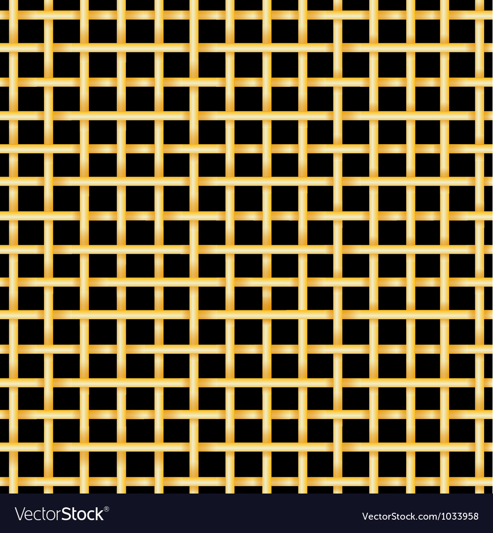 Golden bars on a black background vector | Price: 1 Credit (USD $1)