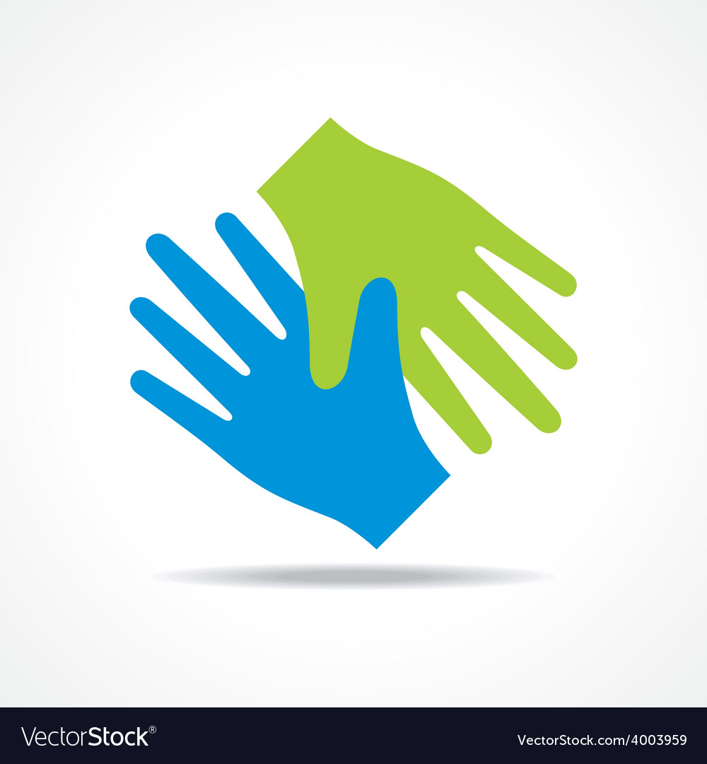 Businessman handshake icon stock vector | Price: 1 Credit (USD $1)