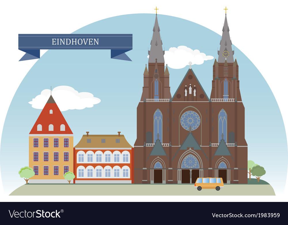 Eindhoven vector | Price: 1 Credit (USD $1)