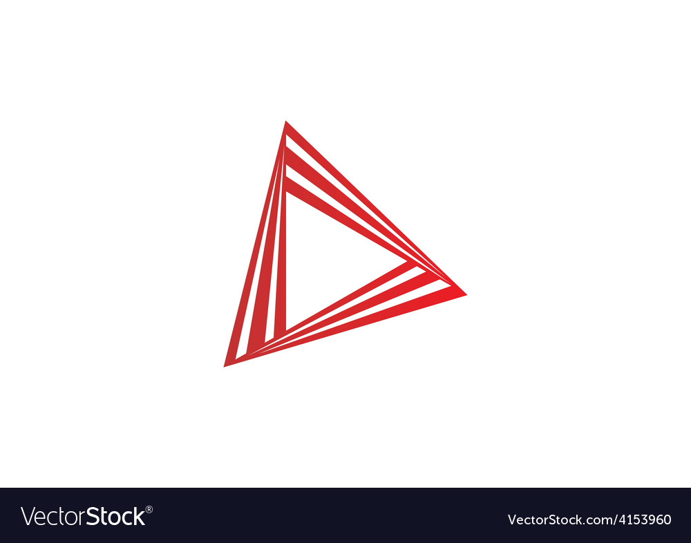 Video play abstract construction logo vector | Price: 1 Credit (USD $1)