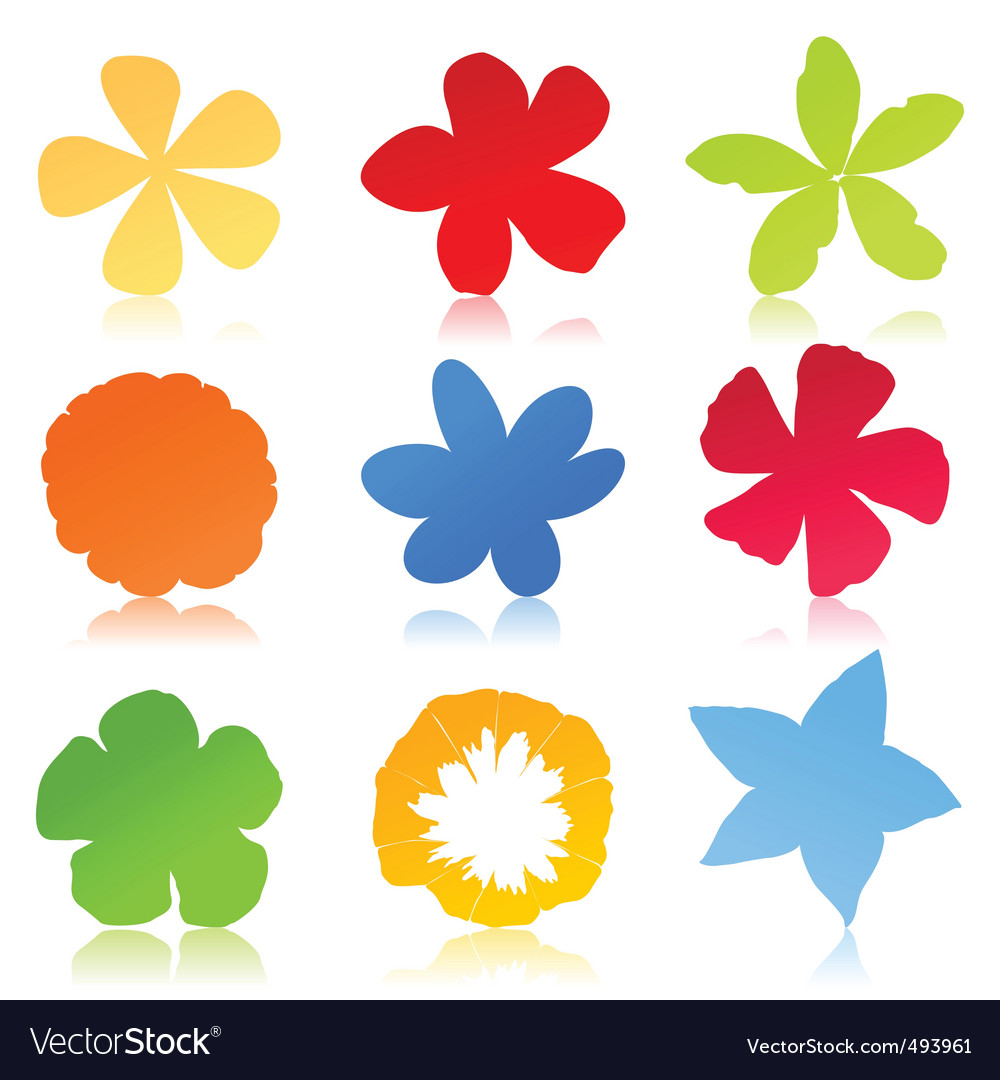 Flower icon vector | Price: 1 Credit (USD $1)