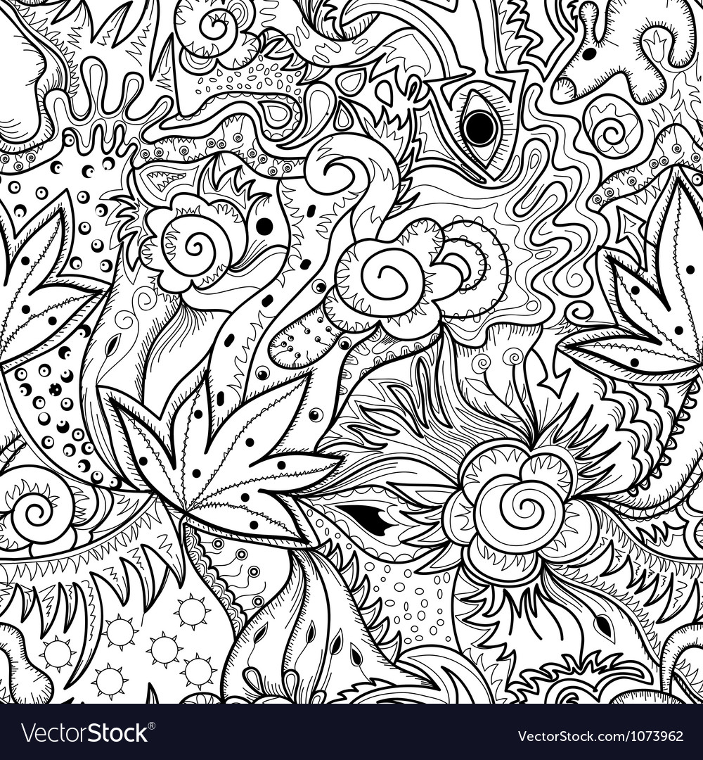 Abstract art drawing vector | Price: 1 Credit (USD $1)