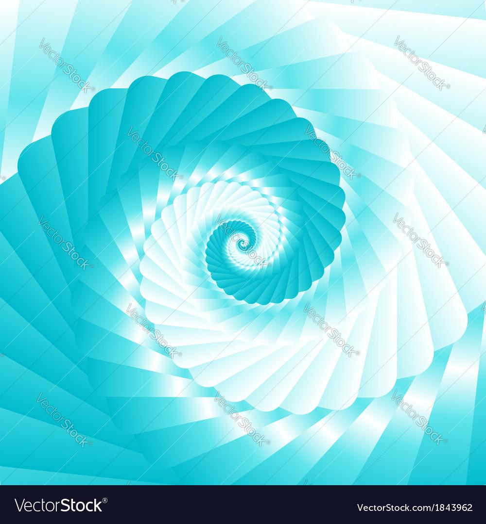 Sea wave twirl vector   Price: 1 Credit (USD $1)