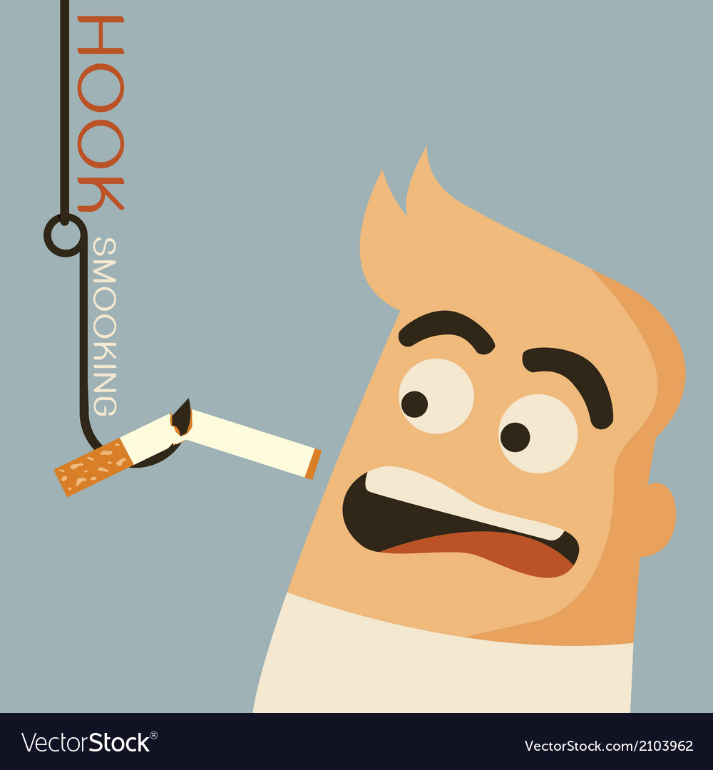 Stop smoking vector | Price: 1 Credit (USD $1)