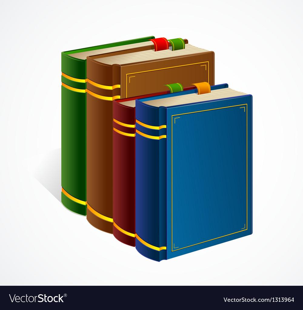 Books shelf icon vector   Price: 3 Credit (USD $3)