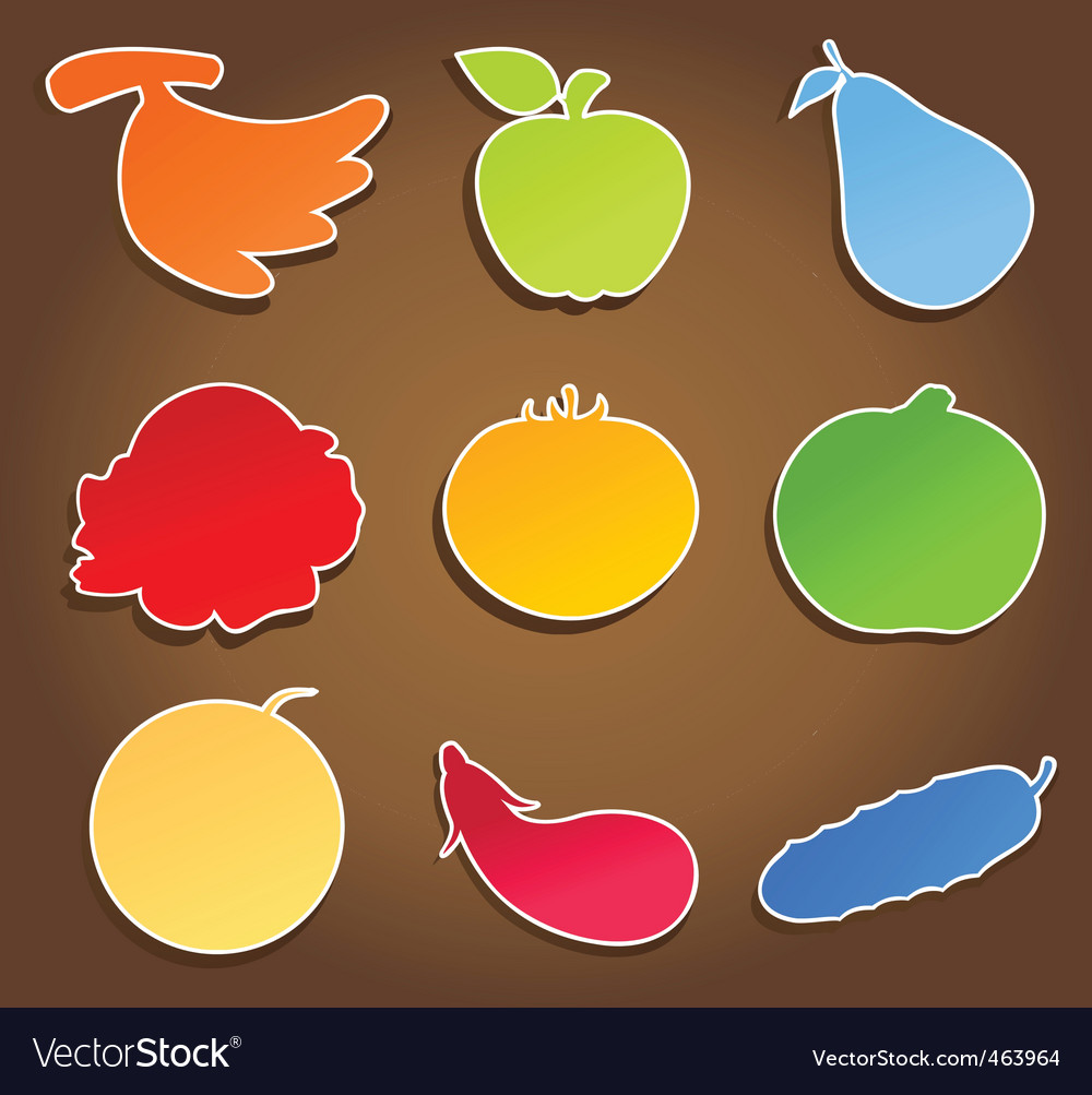 Meal icons3 vector | Price: 1 Credit (USD $1)