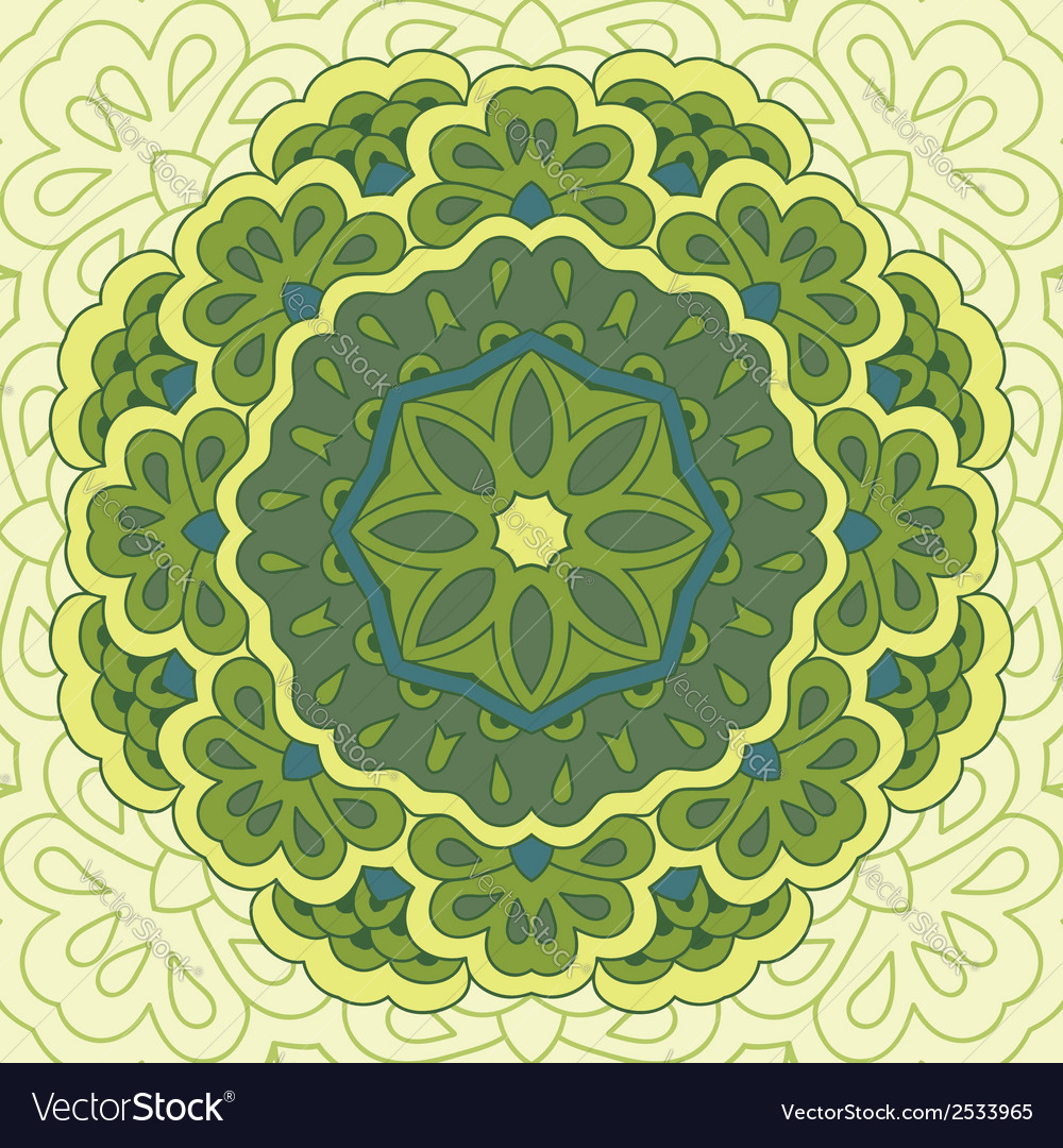 Arabesque decorative element vector | Price: 1 Credit (USD $1)
